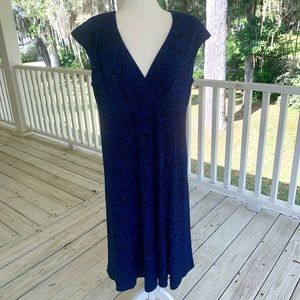 GLAMOUR Women's Slip On Dress 14W